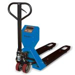 HPW20S pallet truck with scale